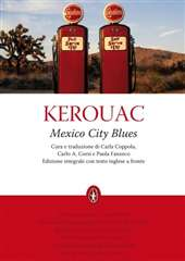 libro 'Mexico City Blues' di Jack Kerouac